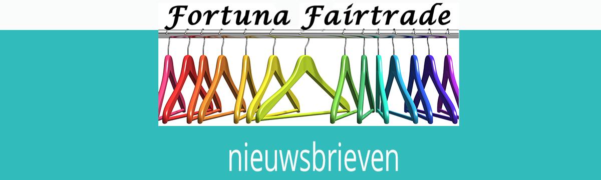 Fortuna Fairtrade nieuwsbrief alpaca en baby alpaca kleding en accessoires