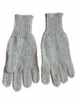 Handschoenen zee groen. alpaca